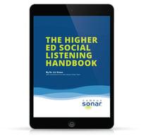 The Higher Ed Social Listening Handbook
